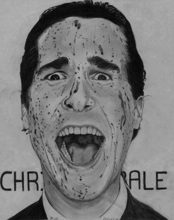 Christian Bale by TheBlackParade